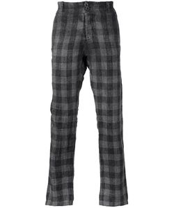 Transit | Checked Trousers S