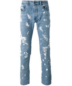 Diesel Black Gold   Paint Effect Jeans Size 31