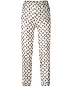 Alberto Biani | Patterned Trousers Size 44