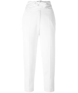 Iro | High Waisted Trousers Size 38