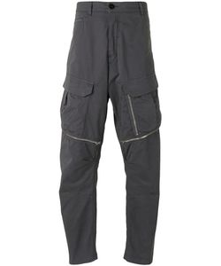 STONE ISLAND SHADOW PROJECT | Zipped Legs Cargo Trousers 50