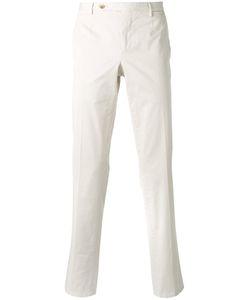 Boglioli | Plain Chinos 52 Cotton/Spandex/Elastane