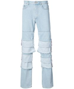 Y / PROJECT | Triple Cuff Jeans Unisex