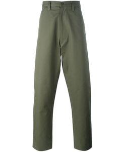 E. Tautz   Chore Wide Leg Trousers 30 Cotton