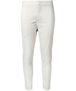 Bassike | Stretch Utility Pants 8 Cotton/Elastodiene/Nylon