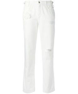 Ermanno Scervino | Embroidered Jeans