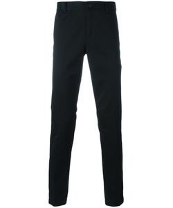 Givenchy | Star And Stripe Trimmed Trousers 50 Cotton