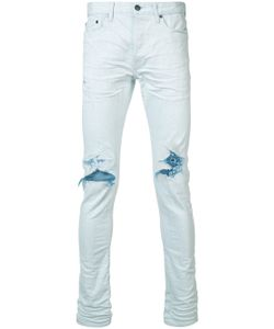 John Elliott | Distressed Skinny Jeans