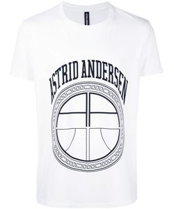 Astrid Andersen   Essential Logo T-Shirt Small Cotton/Spandex/Elastane