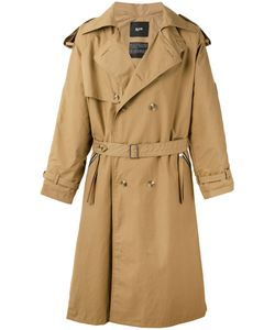 Blood Brother | Park Trench Coat Large Cotton