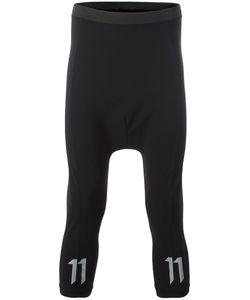 11 BY BORIS BIDJAN SABERI | Drop-Crotch Leggings Xl