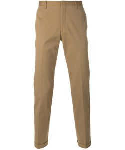 Paul Smith | Classic Fit Chino Trousers 30 Cotton/Spandex/Elastane