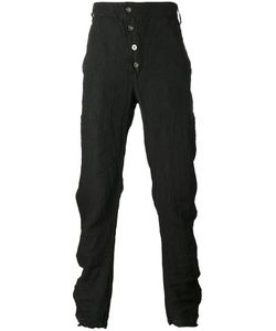 Lost & Found Rooms   Diagonal Fly Pants Xs