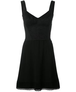 Dolce & Gabbana | Embroidered Bustier Dress Size 38