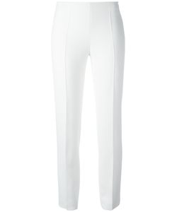 Alberta Ferretti | Straight Trousers 44 Rayon/Acetate/Other Fibers