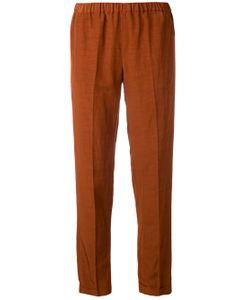 Alberto Biani | Elastic Waist Trousers