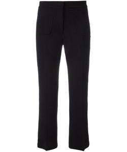 L' Autre Chose | Lautre Chose Kick Flare Cropped Trousers Size 40