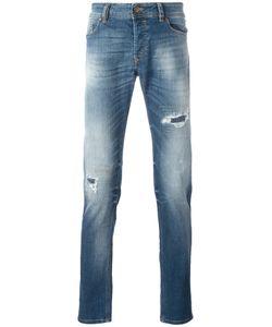 Diesel | Sleenker Jeans 29 Cotton/Polyester/Spandex/Elastane
