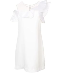 Nha Khanh | Frill Trim Dress Women