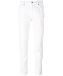 Sandrine Rose | Embroidered Trousers Size 28