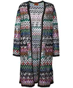 Missoni | Zigzag Cardi-Coat Size 40