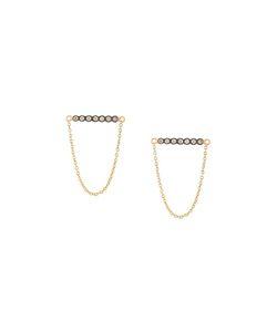 Yannis Sergakis | Chain Diamond Earring