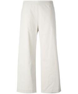 Fabiana Filippi | Cropped Trousers 48 Cotton/Spandex/Elastane/Polyester