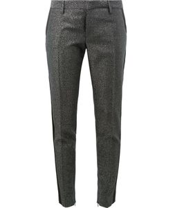 Saint Laurent | Tape Tailo Trousers 42 Silk/Cotton/Polyester/Wool