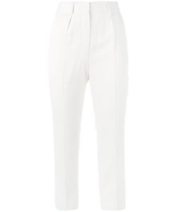 Iro | Cropped Slim Trousers 34