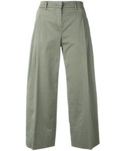Fay | Cropped Pants 25 Cotton/Spandex/Elastane