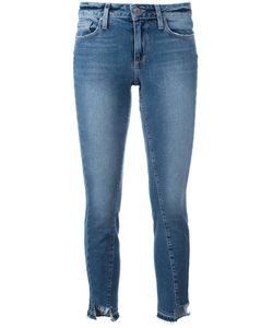 Paige | Skinny Cropped Jeans 27 Cotton/Polyester/Spandex/Elastane
