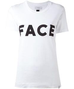 FACETASM | Футболка Face