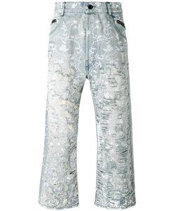 Unconditional | Distressed Jeans Size Medium