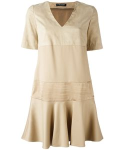 Twin-set | V-Neck Panel Dress Size 42