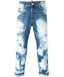 Dsquared2 | Glamhead Highly Bleached Jeans 52 Cotton