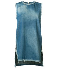 Victor Alfaro | Denim Tank 6 Cotton