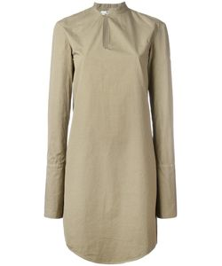 Chalayan | Offset Dress 44 Cotton