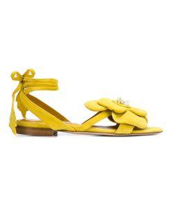 Olgana | Flower Detail Sandals