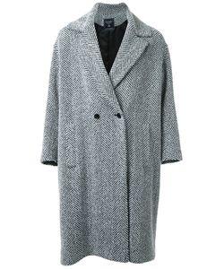 FAD THREE | Двубортное Пальто