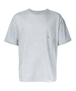 Factotum | Front Pocket T-Shirt 46 Cotton