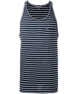 Lanvin | Striped Vest Size Large
