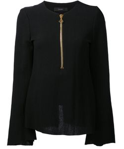 Ellery | Zipped Neck Blouse