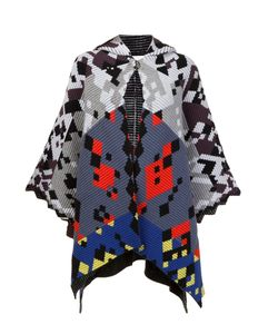 Peter Pilotto | Ottoman Knit Cape