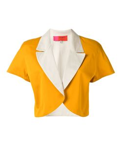 Emanuel Ungaro Vintage | Colour Block Bolero Jacket Size