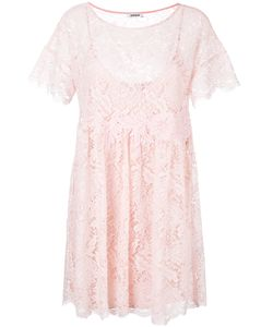 P.A.R.O.S.H. | P.A.R.O.S.H. Lace Detail Dress M