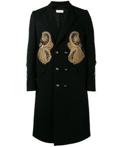 Dries Van Noten | Patch Double Breasted Coat Size