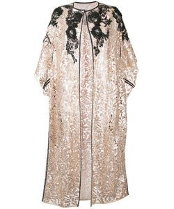 Antonio Marras | Lace Shortsleeved Coat
