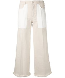 Stella Mccartney | Cropped Flared Trousers