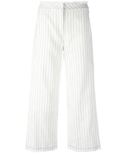 T By Alexander Wang | Pinstripe Trousers Size 4