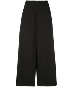 Humanoid | Cropped Wide-Leg Trousers M